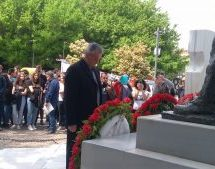 Τρίκαλα: Ημέρα μνήμης και τιμής στους 5 απαγχονισθέντες ΕΠΟΝίτες