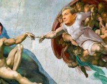 Δεξιός Ψάλτης : Η «Αγία οικογένεια» Σκρέκα