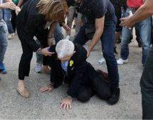 Άγρια επίθεση και ξύλο στον Γιάννη Μπουτάρη, τον χτύπησαν στο κεφάλι και τον έριξαν κάτω – Στο νοσοκομείο για έλεγχο