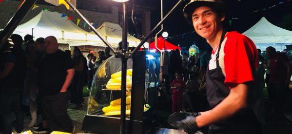 Τρίκαλα – Άνοιξε τις πύλες του στο πάρκο Ματσόπουλου το Street Food Festival 2018