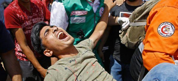 Σοκ στη διεθνή κοινότητα για το «λουτρό αίματος» στη Γάζα