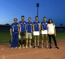 Συμμετοχή αθλητών του Γ.Σ. Τρικάλων σε αγώνες του Σαββάτου