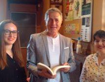 Στα Τρίκαλα ο Στέλιος Κούλογλου για την παρουσίαση του βιβλίου του «Μαρτυρίες από τη δικτατορία και την αντίσταση»