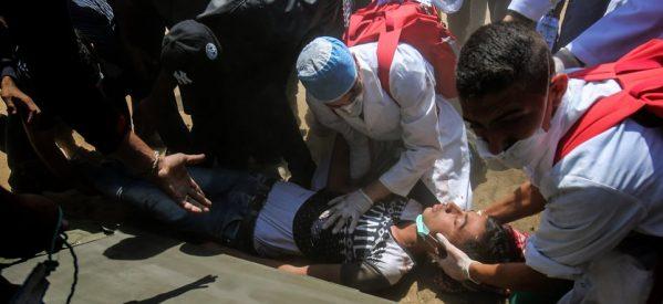 Χάος στη Γάζα: 16 νεκροί Παλαιστίνιοι λίγο πριν τα εγκαίνια της πρεσβείας των ΗΠΑ στην Ιερουσαλήμ