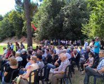 Στα Τρίκαλα το ΚΚΕ τίμησε τους 94 εκτελεσθέντες στα Νταμάρια – Υποκλινόμαστε στις θυσίες των αλύγιστων Tρικαλινών λαϊκών αγωνιστών