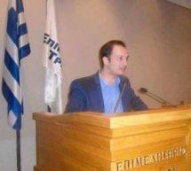 Ο Κωστής Γιαννακός υποψήφιος στις εκλογές του Οικονομικού Επιμελητηρίου Ελλάδας