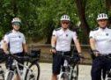STOP  για τα ποδήλατα στον πεζόδρομο της Ασκληπιού
