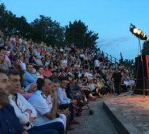 Ο κατά φαντασίαν ασθενής στο υπαίθριο δημοτικό θέατρο Φρούριο Τρικάλων