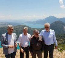 Αντώνης Κοσσυβάκης: βιώσιμη ανάπτυξη της Κοιλάδας του Αχελώου