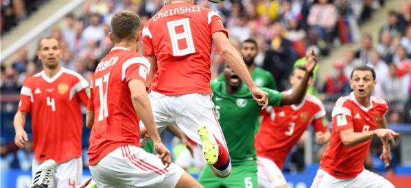 Μουντιάλ 2018 – Αγγλία , Κροατία , Γαλλία και Βέλγιο στους ημιτελικούς