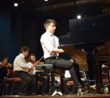 Ένα νέο υπέρλαμπρο αστέρι προβάλει στα Τρίκαλα – Μαγεψε ο Νικόλας Παππάς στο ρεσιταλ πιάνου το Τρικαλινό κοινό