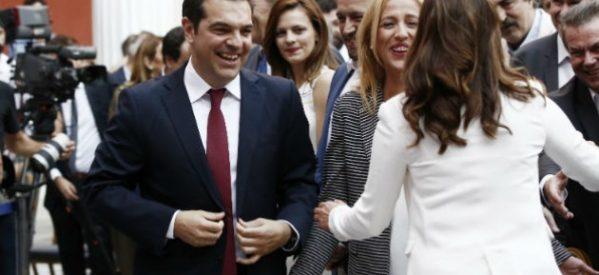 «Να οικοδομήσουμε την Ελλάδα του μέλλοντος με τις δικές μας δυνάμεις»