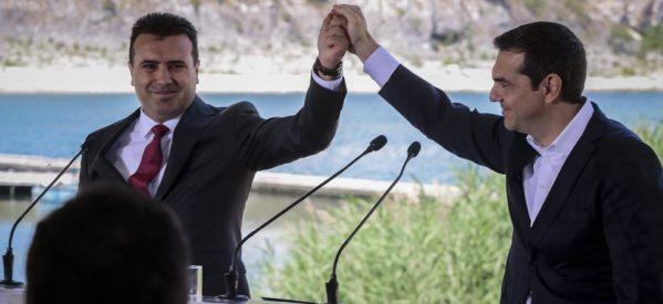 Νέα εποχή από τις Πρέσπες για το Σκοπιανό – «Έπεσαν» οι υπογραφές