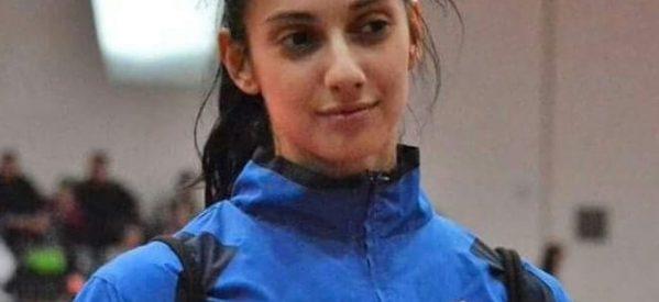 Η Τρικαλινή Φανή Τζέλη στην προολυμπιακή ομάδα ταεκβοντό