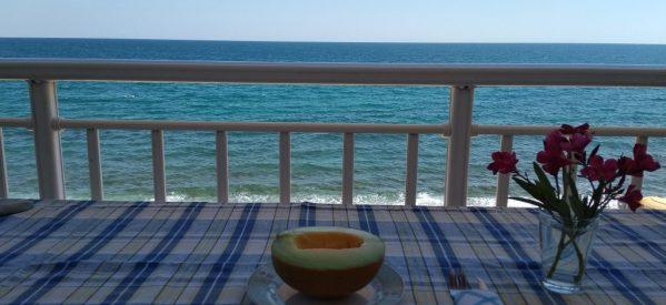 «Τρώγοντας πεπόνι σε παραλία και διαβάζοντας τις εφημερίδες» – του Χρήστου Γκίμτσα