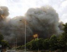 Δήμαρχος Ραφήνας – Πικερμίου: Κάηκαν πάνω από 200 σπίτια
