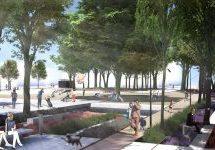 Η πρώτη από τις 17 μελέτες για την «Ανάπλαση της πλατείας Ηρώων Πολυτεχνείου και της πλατείας Εθνικής Αντίστασης της πόλης των Τρικάλων»