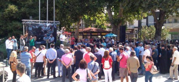 Τρίκαλα – Αποτυχημένο συλλαλητήριο για τις σχολές