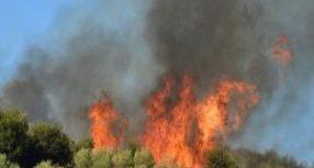 Καίγεται η Σκόπελος