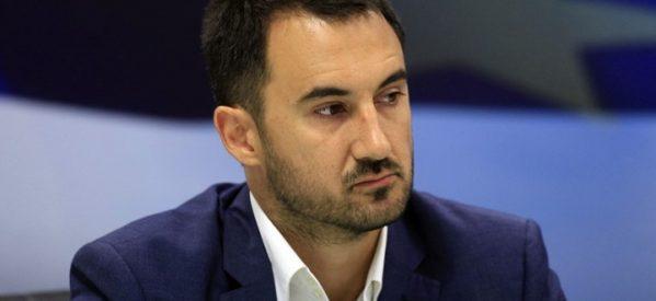 Χαρίτσης: Ανακοίνωσε δύο αλλαγές στο εκλογικό σύστημα του «Κλεισθένη Ι»