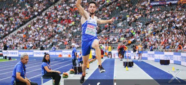 Ευρωπαϊκό στίβου: Πρωταθλητής Ευρώπης στο μήκος ο Μίλτος Τεντόγλου!
