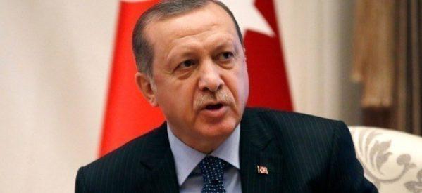 Τουρκία: «Πράσινο φως» της Βουλής στον Ερντογάν για στρατιωτικές επιχειρήσεις στη Συρία