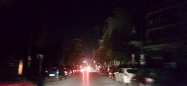 Πολλές περιοχές της Λάρισας χωρίς ρεύμα λόγω σοβαρής βλάβης