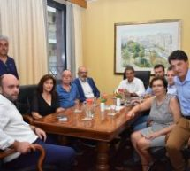 """Λοβερδος από Λάρισα: """"Η ΝΔ θα κερδίσει τις εκλογές – Το διακύβευμα είναι η δεύτερη θέση"""""""