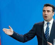 Επιμένει ο Ζάεφ: Είμαστε «Μακεδόνες» με «μακεδονική» γλώσσα