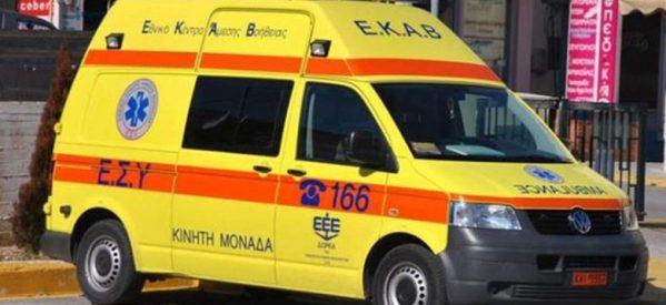 Τραγωδία στο Βόλο: Νεκρός 11χρονος που κατέρρευσε την ώρα του παιχνιδιού
