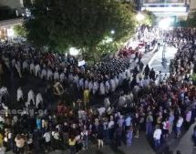 Με λαμπρότητα ο εορτασμός του πολιούχου Αγιου Βησσαρίωνος, στην Καλαμπάκα, στην Πύλη και στην Ιερά Μονή Δουσικου