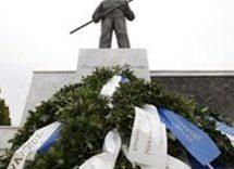 Εκδήλωση μνήμης για τους 43 εκτελεσθέντες στο Ελευθέριο