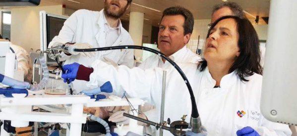 Βραβείο στον  Τρικαλινό καρδιοχειρουργό Βασίλειο Λόζο