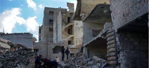 Ο τραγικός απολογισμός του εμφυλίου στη Συρία: Πάνω από 360.000 οι νεκροί