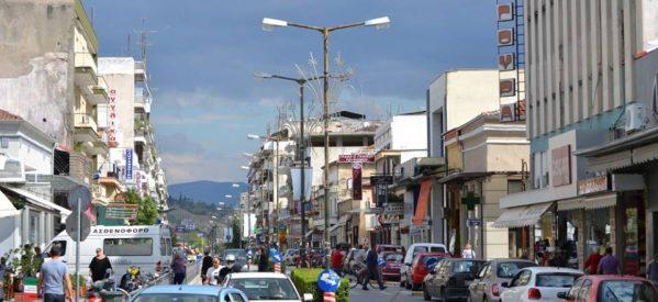 Κομφούζιο …με το κυκλοφοριακό στα Τρίκαλα