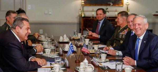 """Ο ΣΥΡΙΖΑ Λάρισας """"αδειάζει"""" τον Καμμένο: """"Προσωπικές απόψεις οι δηλώσεις περί βάσης στη Λάρισα"""""""