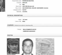 Κολομβία: Η Ιντερπόλ εξέδωσε διεθνές ένταλμα σύλληψης του ηγέτη του ELN