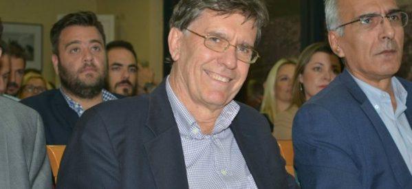 Ο κύβος ερρίφθη! Υποψήφιος με το ΚΙΝΑΛ στη Θεσσαλία ο Νίκος Τσιλιμίγκας