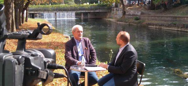 Σήμερα Τρίτη ΘΕΣΣΑΛΩΝ ΔΡΩΜΕΝΑ με τον ευρωβουλευτή Νίκο Χουντή στην TRT