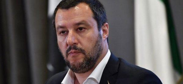 Ιταλία: Ο μαφιόζος Φραντσέσκο Αμάτο ζητά να δει τον Σαλβίνι