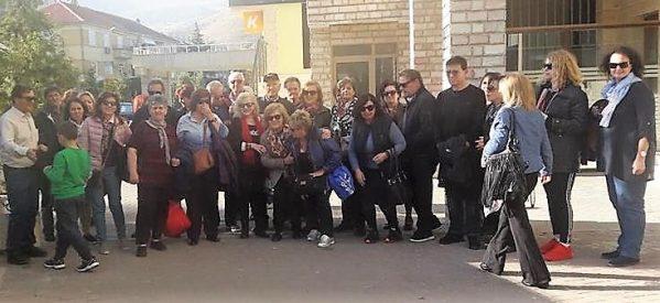 Εκδρομή σε Κορυτσά και Πόγραδετς πραγματοποίησε ο Σύλλογος Ηπειρωτών Ν. Τρικάλων