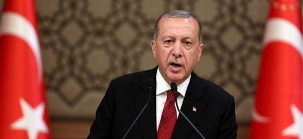 Νέες απειλές Ερντογάν. Μιλά για «ληστές» και συμφέροντα