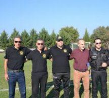 «Ναι στη ζωή, όχι στα ναρκωτικά» ήταν το μήνυμα του φιλικού ποδοσφαιρικού αγώνα μεταξύ των Τρικαλινών αστυνομικών και του ΚΕΘΕΑ «Έξοδος».