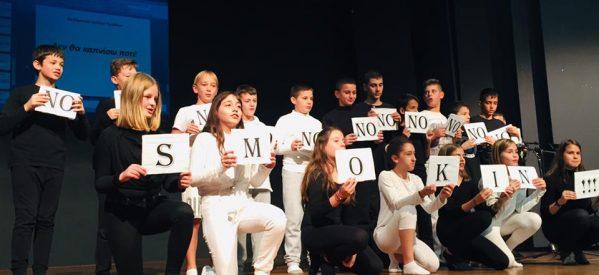 Τρίκαλα – Με επιτυχία το 9ο Πανελλήνιο μαθητικό συνέδριο «Παιδεία για έναν κόσμο χωρίς κάπνισμα!