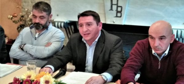 Βαλάντης Τσιούτσιας :  Την Κυριακή η επίσημη διακήρυξη του συνδυασμού