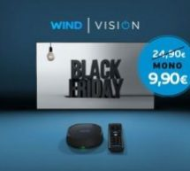 BLACK FRIDAY στη WIND Tρικάλων: Προσφορά το πακέτο WIND VISION μόνο 9,90 €
