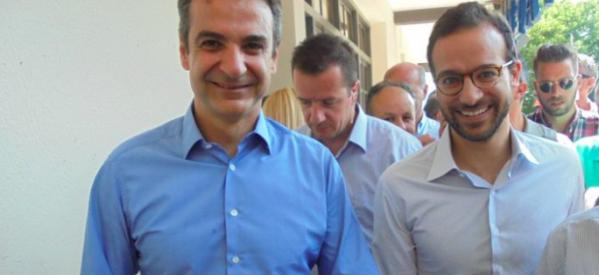 Μικέλης Χατζηγάκης:«Ο φιλελεύθερος δρόμος του Μητσοτάκη και του Χατζηδάκη»