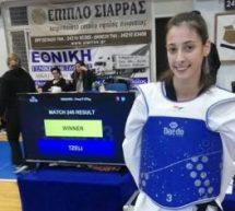 Πρωταθλήτρια Ελλάδος η Φανή Τζέλη – Κατέκτησε άνετα το χρυσό στο Πανελλήνιο