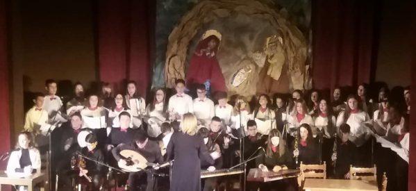 Εξαιρετική συναυλία από την Δημοτική Φιλαρμονική και το Μουσικό Σχολείο Τρικάλων