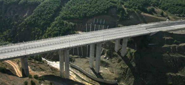 60χρονος άνδρας έπεσε από τη γέφυρα που βρίσκεται κοντά στην Κουτσούφλιανη